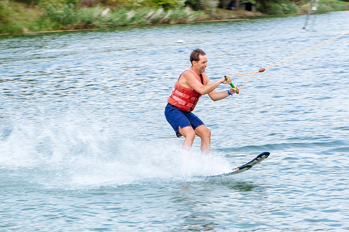 Sommerfest 2014 Wasserski Erfurt